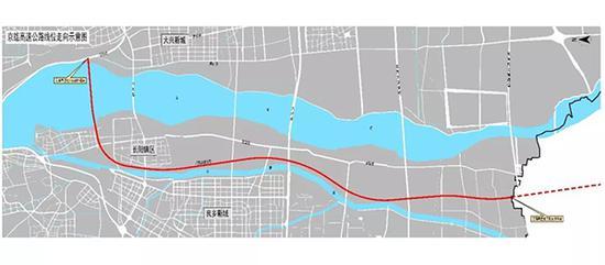 雄安60分钟到北京:京雄高速规划公示有望年底开建