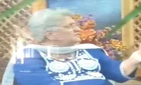 视频:印度86岁女作家直播节目中突然离世 曾言愿