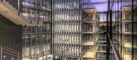 高通公司圣迭戈总部AY和AZ大楼(《圣迭戈时报》报道配图)