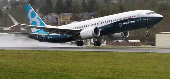 波音737 MAX资料图