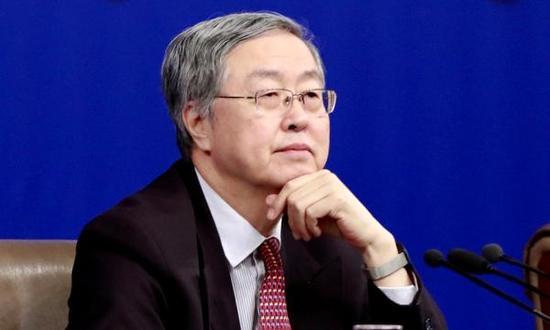 周小川 澎湃新闻记者 赵昀 图