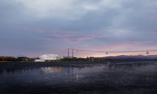 乘缆车跨越中俄边境顺便俯瞰黑龙江美景?这是真的