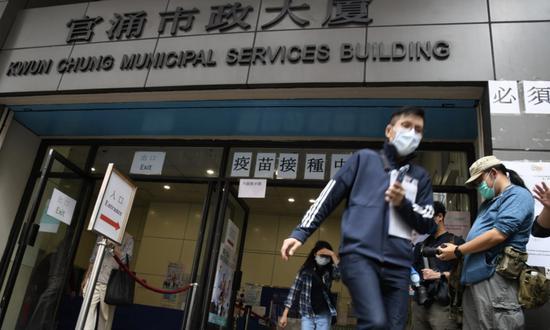 香港新冠疫苗接种计划启动 暂无异常报告图片
