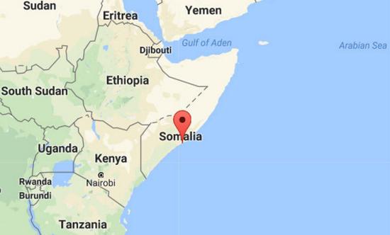 美军在索马里遭袭击 已致1死4伤