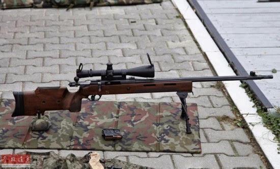 MTs-116M狙击步枪
