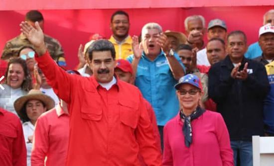 """美国特使:关键时刻 委内瑞拉""""叛徒们""""大都关机"""