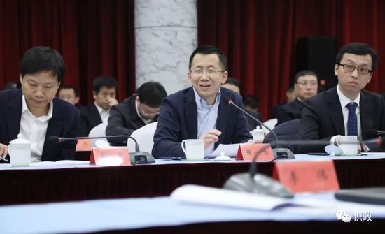 北京字节跳动科技有限公司CEO张一鸣发言