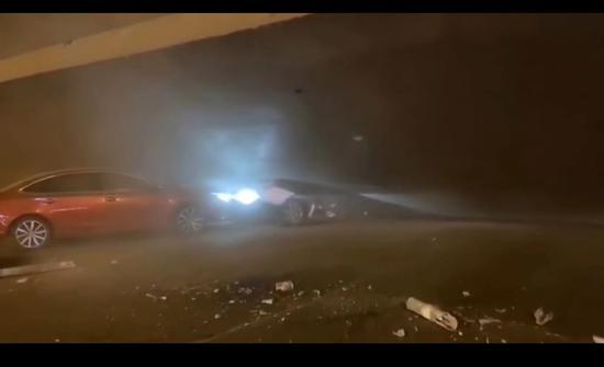 塌橋現場視頻截圖