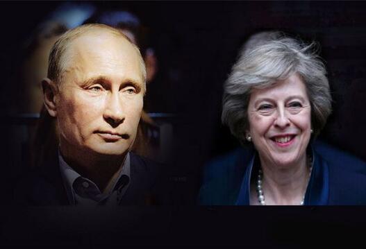 俄罗斯再驱逐50多名英外交官。(资料图)