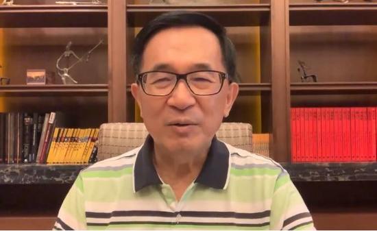 蔡英文执政陈水扁会被关回去?台网友投票一面倒