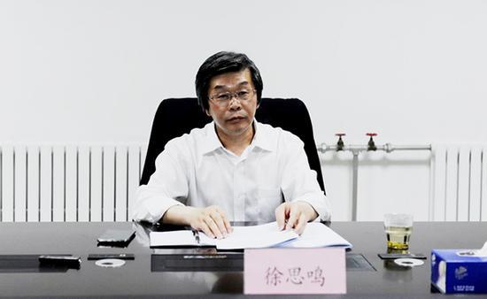 徐思鸣 湖北省信访局 资料图