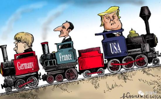 这两个大国吵起来了 与中美都有关!