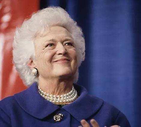 芭芭拉·布什