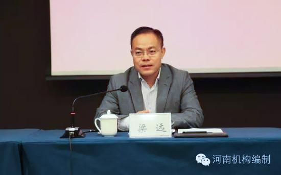 梁远 资料图雄安新区管委会近期迎来一名副主任。