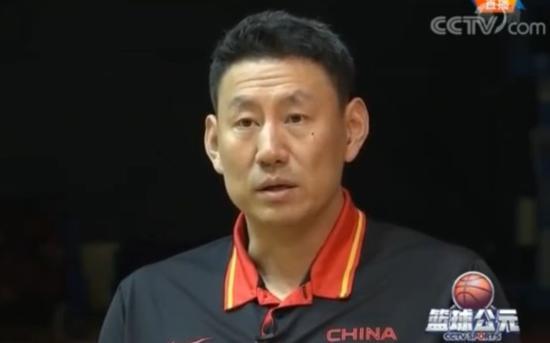 李楠复盘本届中国队表示。视频截图