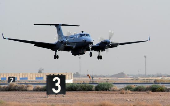 美国空军MC-12W侦察机