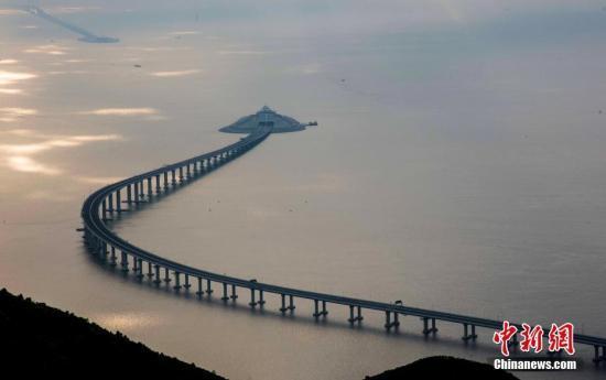 经港珠澳大桥口岸入出香港商务车指标将恢复申请