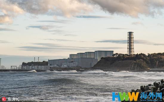 日本重开受核泄漏影响海滩 望改变公众对福岛印象