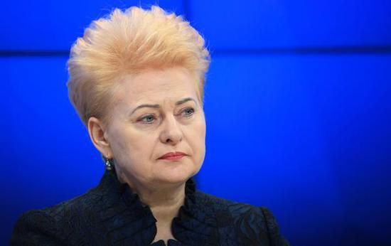 立陶宛总统格里包斯凯特。东方IC 资料图