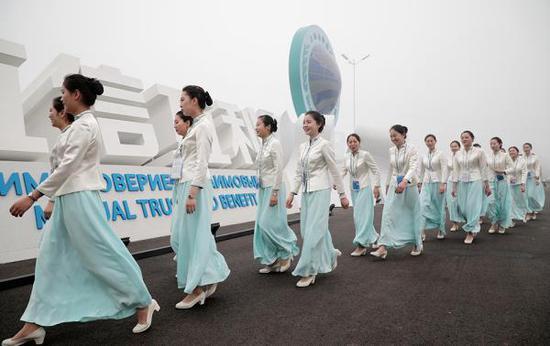 上海合作组织青岛峰会即将拉开帷幕。