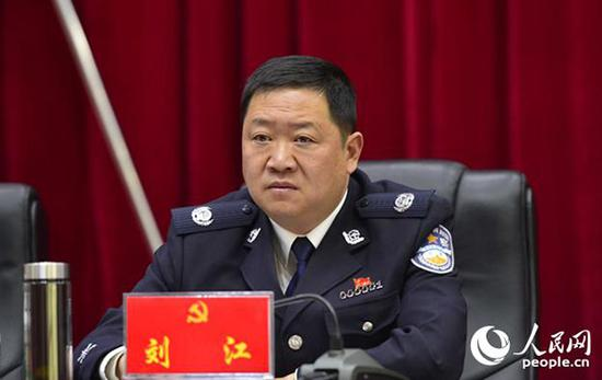 刘江 资料图