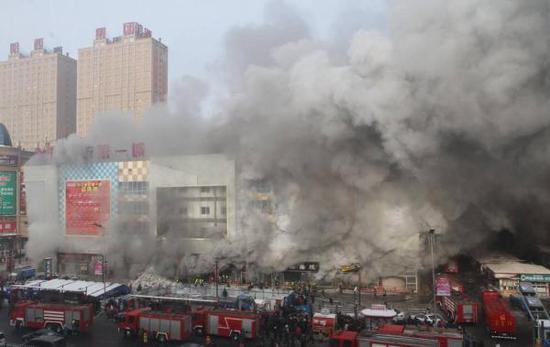 哈尔滨6年前火灾因焊渣引发 负责人获刑六年