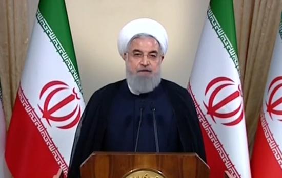 伊朗总统:将与中俄等国就伊核协议进行谈判