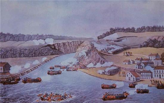 昆斯顿高地之战