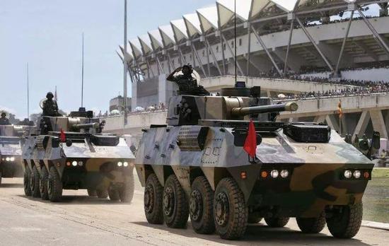 中国为何在非洲增加军事存在? 印媒列四大合理性lol大发明家出装
