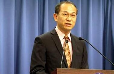 国民党文传会副主委唐德明。(图片来源:台湾《中时电子报》)