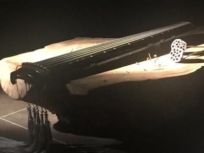 三千年古老文明古琴