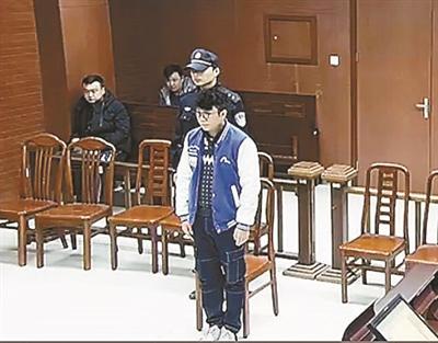 """《人民的名义》""""黄毛""""醉驾冲卡被判拘役四"""