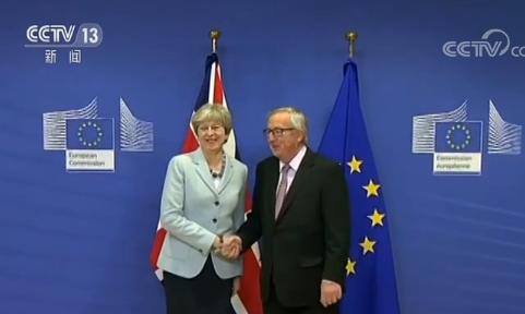 英国与欧盟达成脱欧协议 首相上阵才得以实现