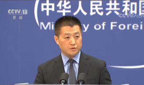 """外交部回应""""万豪事件"""":应尊重中国主权和领土完整"""