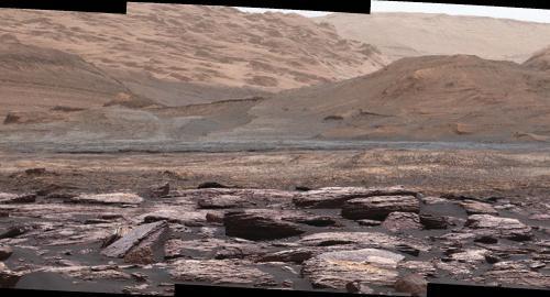 以色列6名志愿者模拟火星探险 试验地与