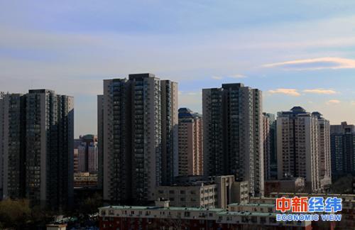 楼市资料图 中新经纬王培文摄