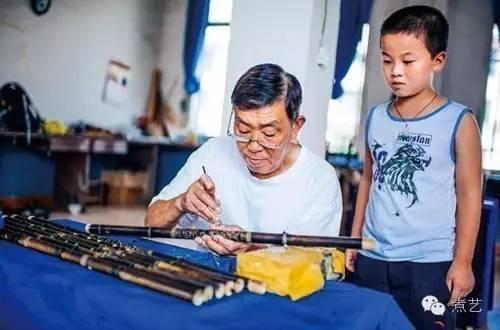 玉屏箫笛制作工艺传承