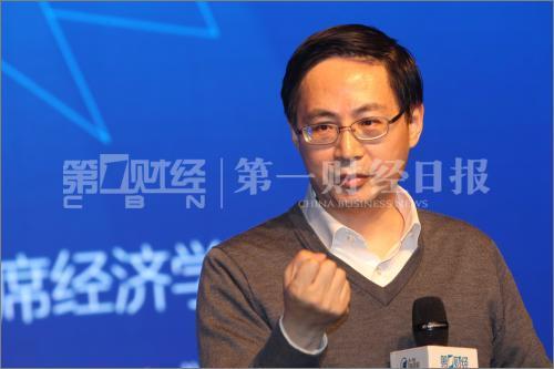 中国人民银行研究局首席经济学家马骏。摄影/高育文