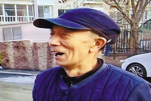 86岁的邵玉先 沈阳晚报 图