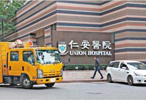 香港一男童乙流病情恶化身亡。图片来源:香港《大公报》 大公报记者张琦摄