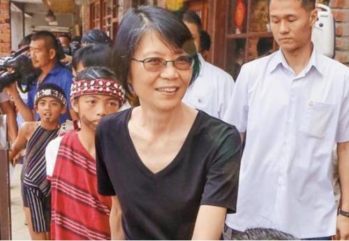 台媒:若马英九遭起诉,周美青不排斥选台北市长讨公道。