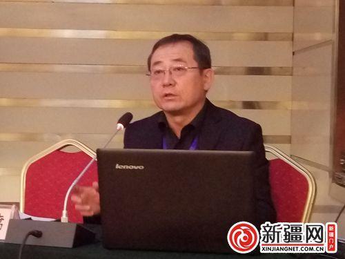 新疆维吾尔自治区博物馆馆长、研究员于志勇揭晓演讲
