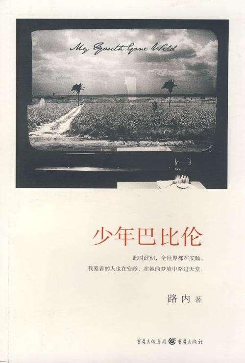 路内的小说《少年巴比伦》。