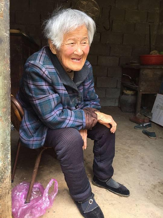 王玉兰。 澎湃新闻记者 于亚妮 图