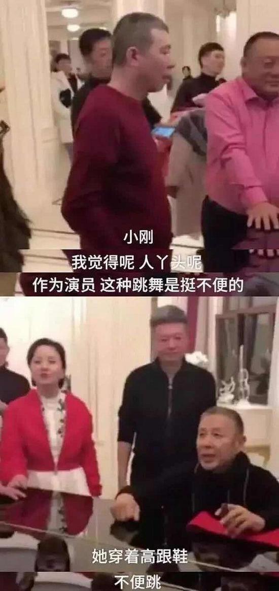 冯小刚让女演员跳舞:油腻男人饭局背后的权力关系