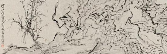 金心明《石屋洞有东坡题名》