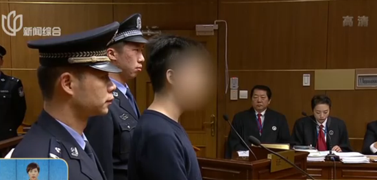 """""""杀妻藏尸案""""庭审画面曝光 被告人供述杀妻过程"""