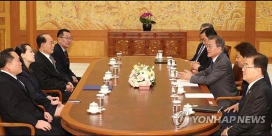 图片来源韩联社