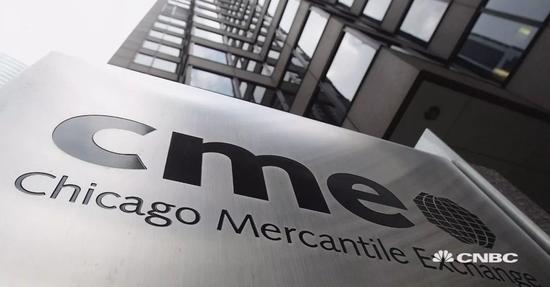 ▲芝加哥商品交易所(美国CNBC)