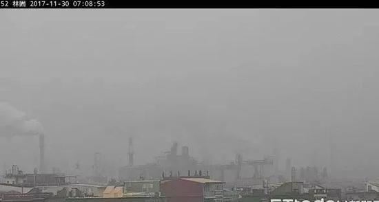 空污如今成了台湾政客备受困扰的课题。